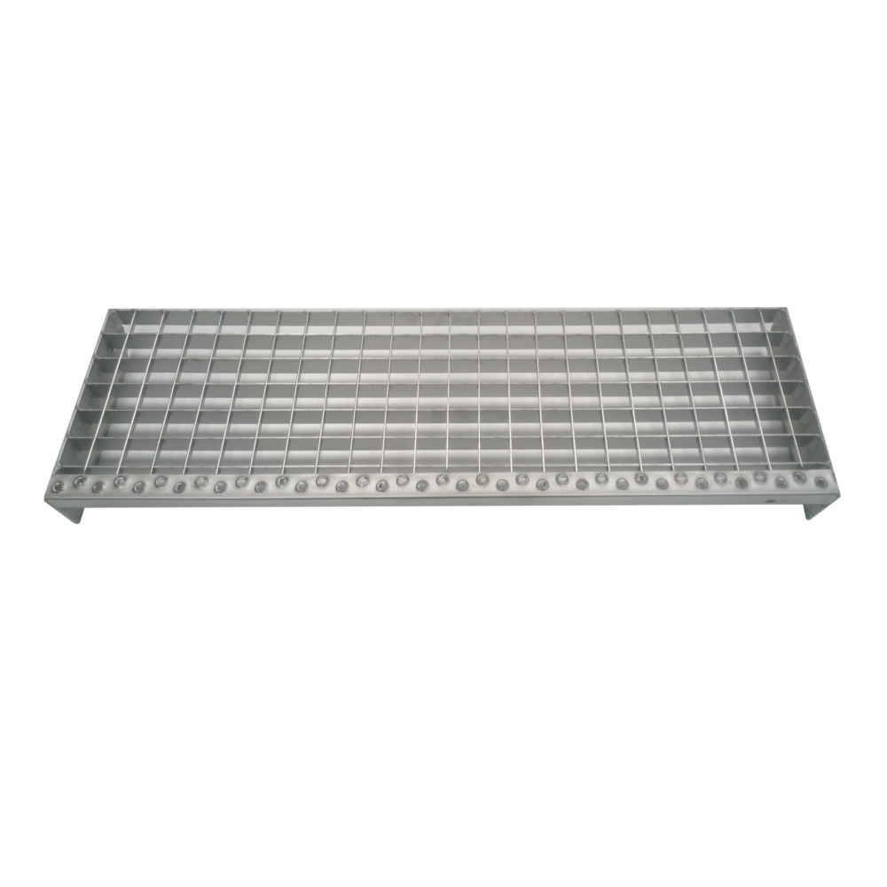 Standaard traptrede 800x240mm 30 2 rvs for Breedte traptrede